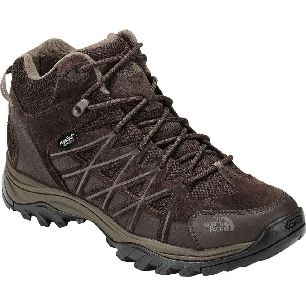 ザ ノースフェイス The North Face メンズ ハイキング・登山 シューズ・靴【Storm III Mid Waterproof Hiking Boots】Coffee Brown/Shroom Brown