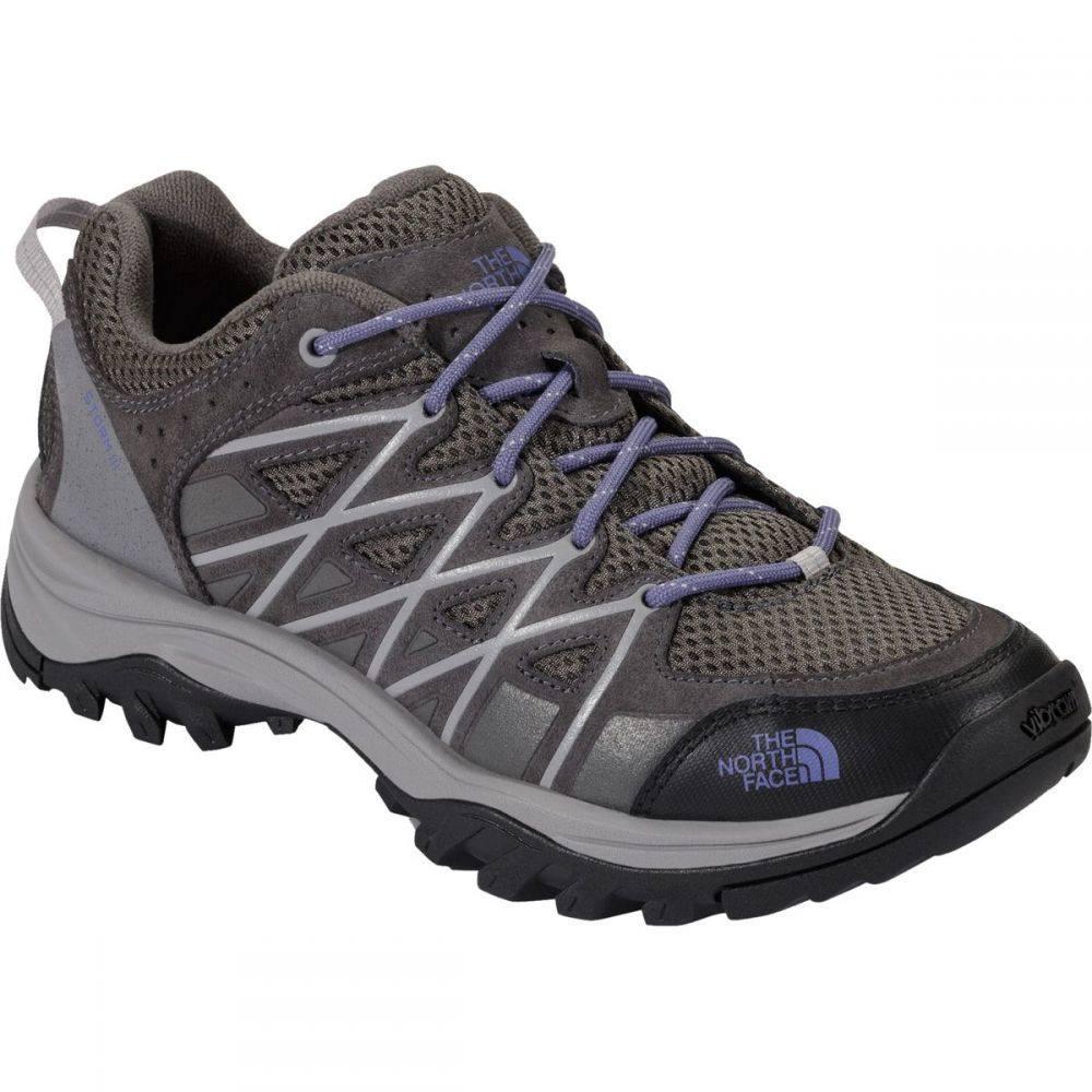 ザ ノースフェイス The North Face レディース ハイキング・登山 シューズ・靴【Storm III Hiking Shoe】Dark Gull Grey/Marlin Blue