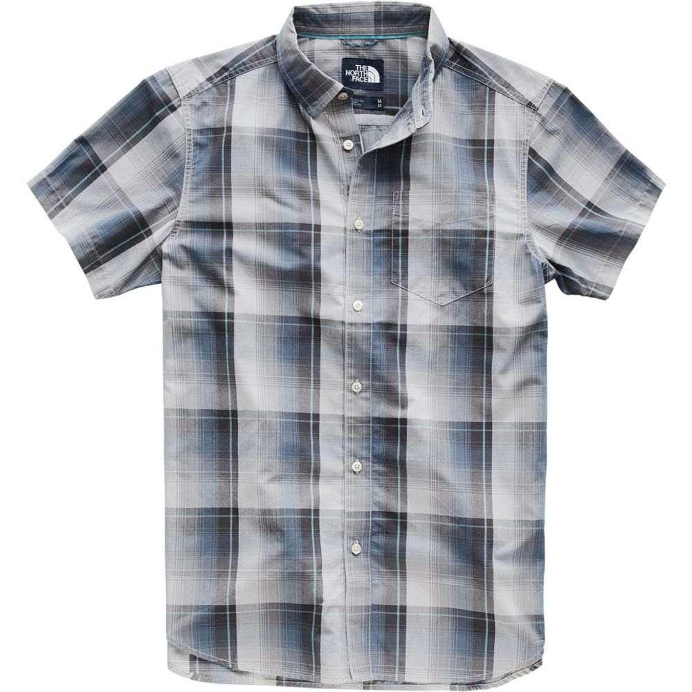 ザ ノースフェイス The North Face メンズ トップス 半袖シャツ【Hammetts Short - Sleeve Shirts】High Rise Grey Ash Plaid
