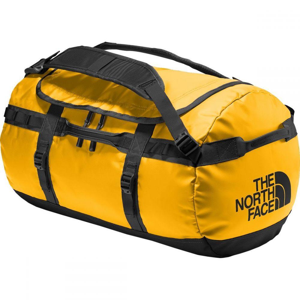 ザ ノースフェイス The North Face レディース バッグ ボストンバッグ・ダッフルバッグ【Base Camp 50L Duffel】Summit Gold/Tnf Black