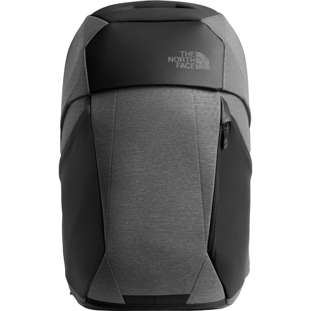 ザ ノースフェイス The North Face レディース バッグ パソコンバッグ【Access 02 25L Laptop Backpack】Tnf Dark Grey Heather/Tnf Black