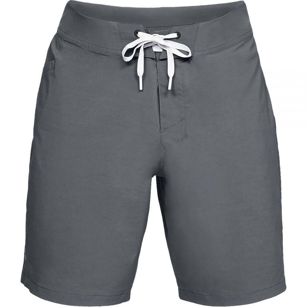 アンダーアーマー Under Armour メンズ 水着・ビーチウェア 海パン【Fish Hunter Board Shorts】Pitch Gray/Elemental