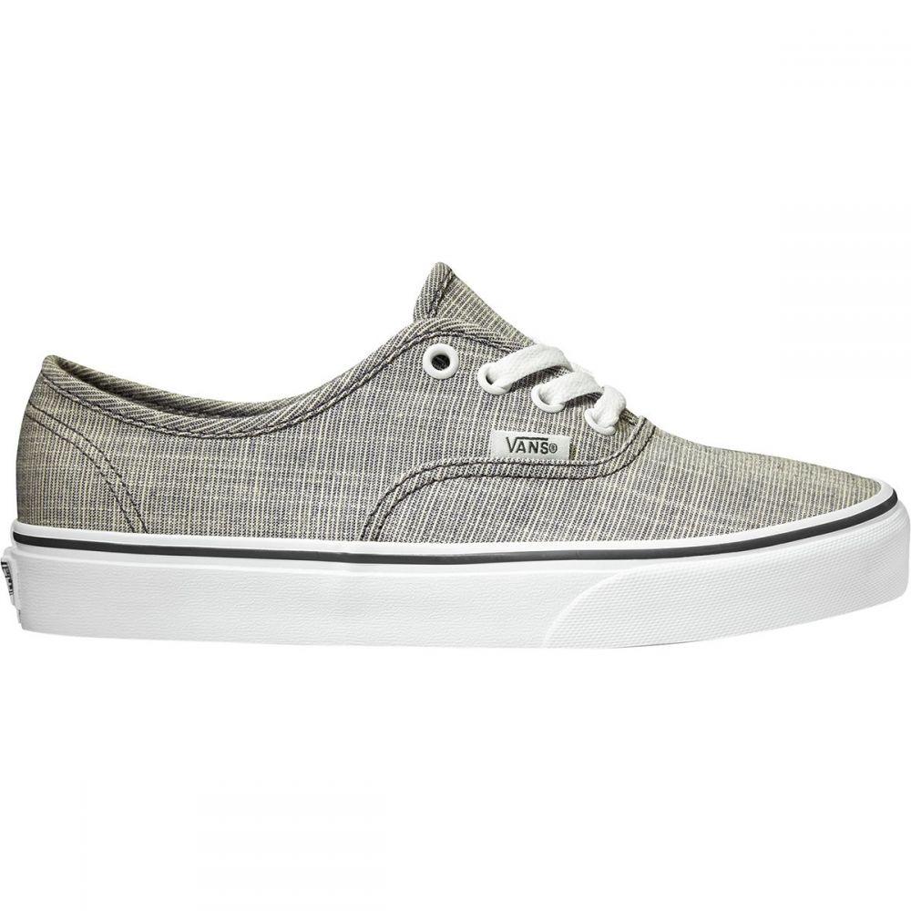 ヴァンズ Vans レディース シューズ・靴 スニーカー【Authentic Shoe】(chambray) Ebony/True White