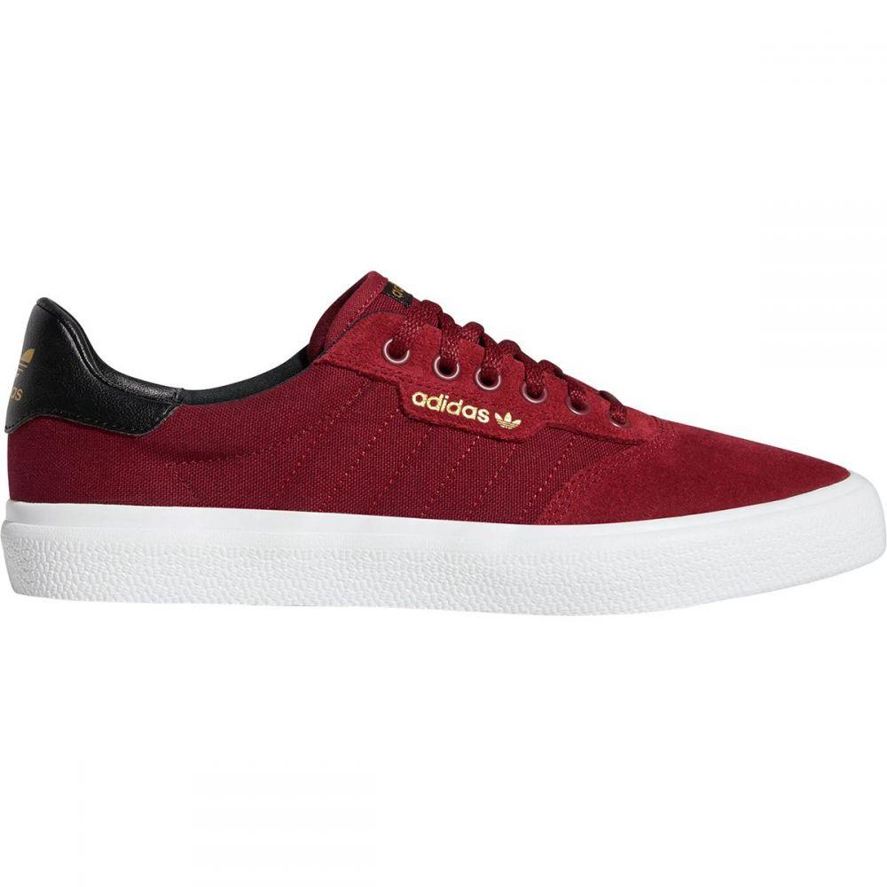 アディダス Adidas メンズ シューズ・靴 スニーカー【3MC Shoes】Collegiate Burgundy/Core Black/Gold Metallic
