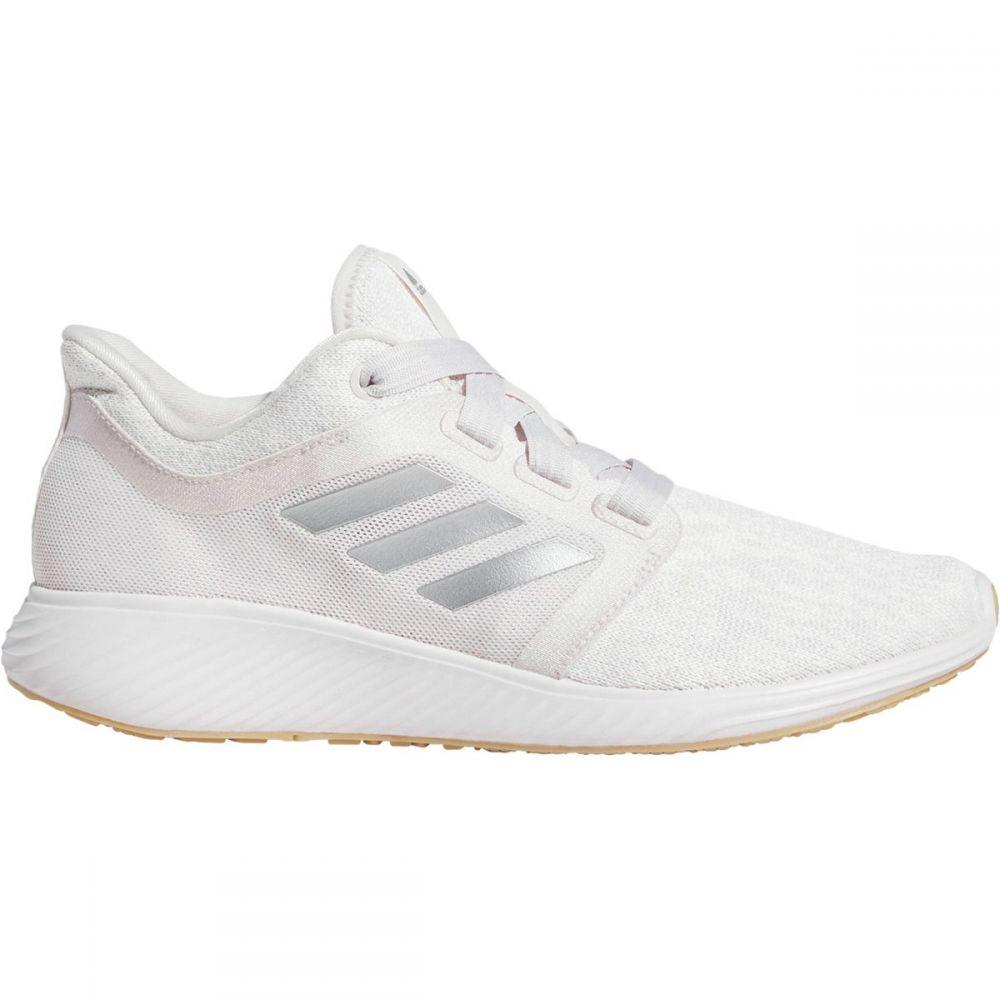 アディダス Adidas レディース ランニング・ウォーキング シューズ・靴【Edge Lux 3 Running Shoe】Orchid Tint S18/Cloud White/Silver Metallic