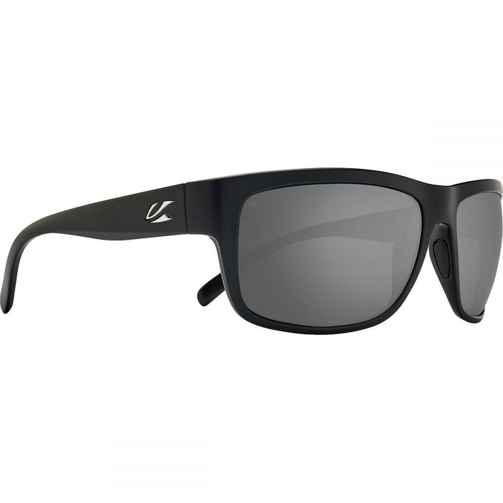 カエノン Kaenon メンズ メガネ・サングラス【Redding Polarized Sunglassess】Black Label/Grey 12-Polarized Black Mirror