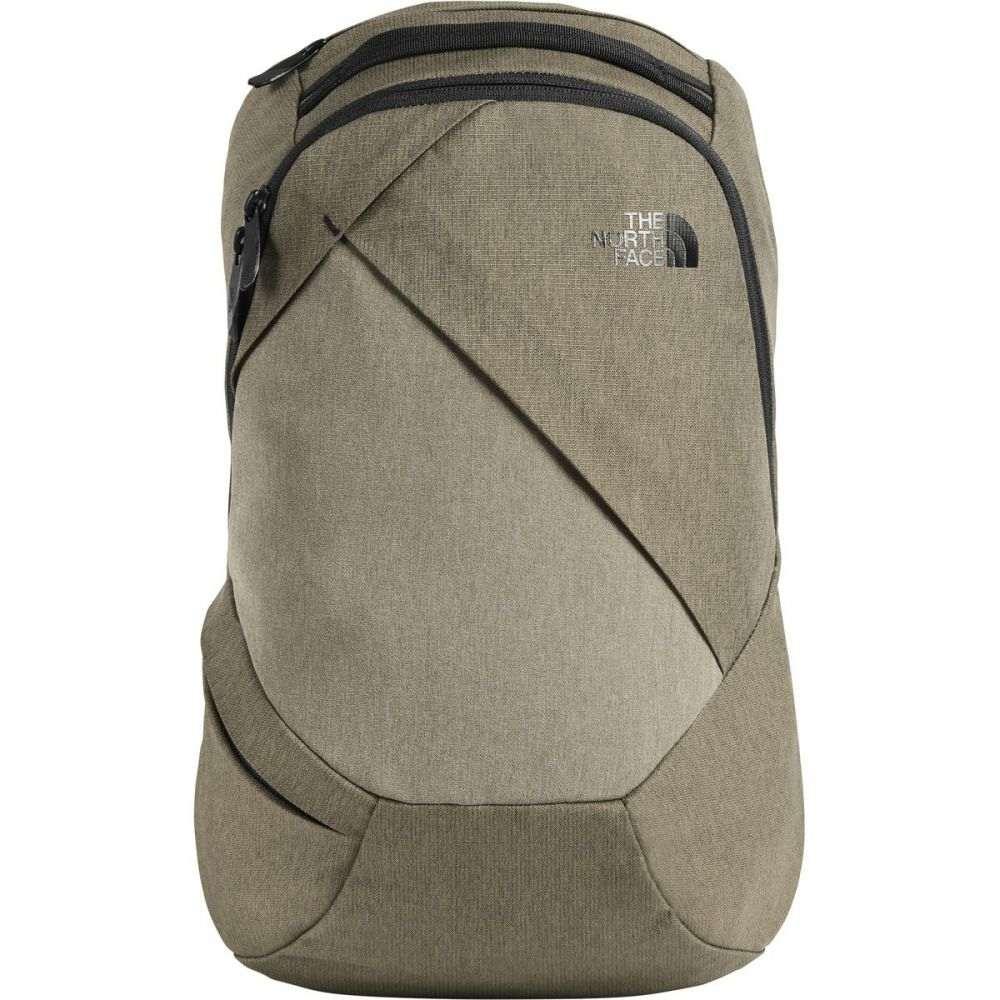 ザ ノースフェイス The North Face レディース バッグ バックパック・リュック【Electra 12L Backpack】New Taupe Green Dark Heather/Tnf Black