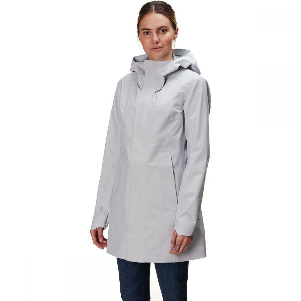 アークテリクス Arc'teryx レディース アウター レインコート【Codetta Coat】Athena Grey
