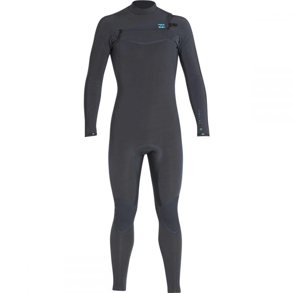 ビラボン Billabong メンズ 水着・ビーチウェア ウェットスーツ【3/2 Furnace Carbon Ultra Chest Zip Wetsuits】Graphite