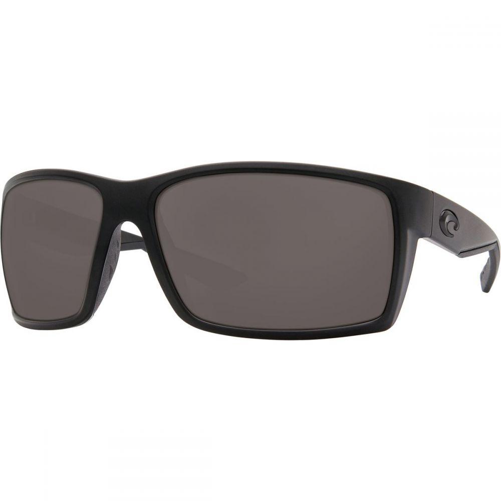 コスタ Costa レディース メガネ・サングラス【Reefton 580P Polarized Sunglasses】Blackout Gray 580p
