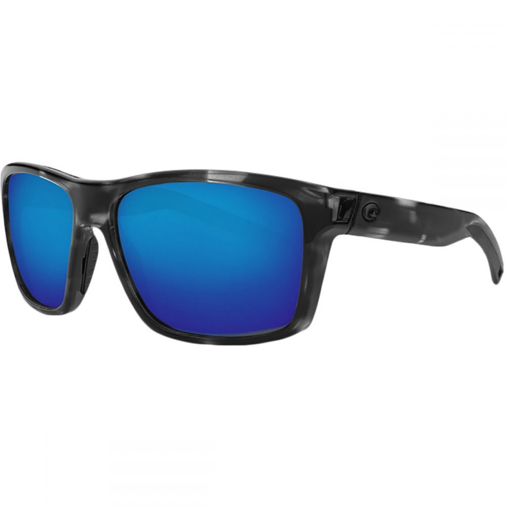 コスタ Costa レディース スポーツサングラス【Ocearch Slack Tide Polarized Sunglasses】Blue Mirror 580g/Ocearch Shiny Tiger Shark Frame