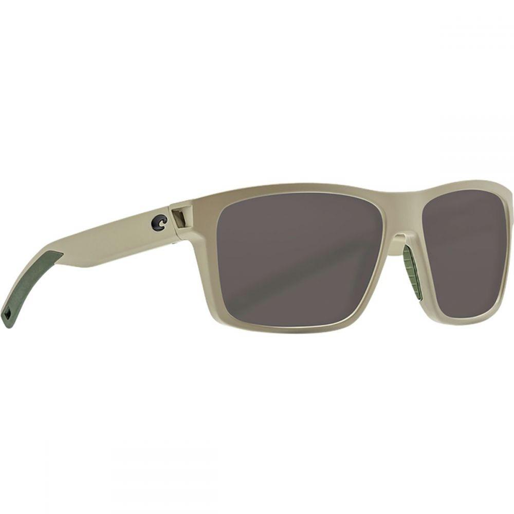 コスタ Costa レディース スポーツサングラス【Slack Tide 580P Polarized Sunglasses】Sand/Gray