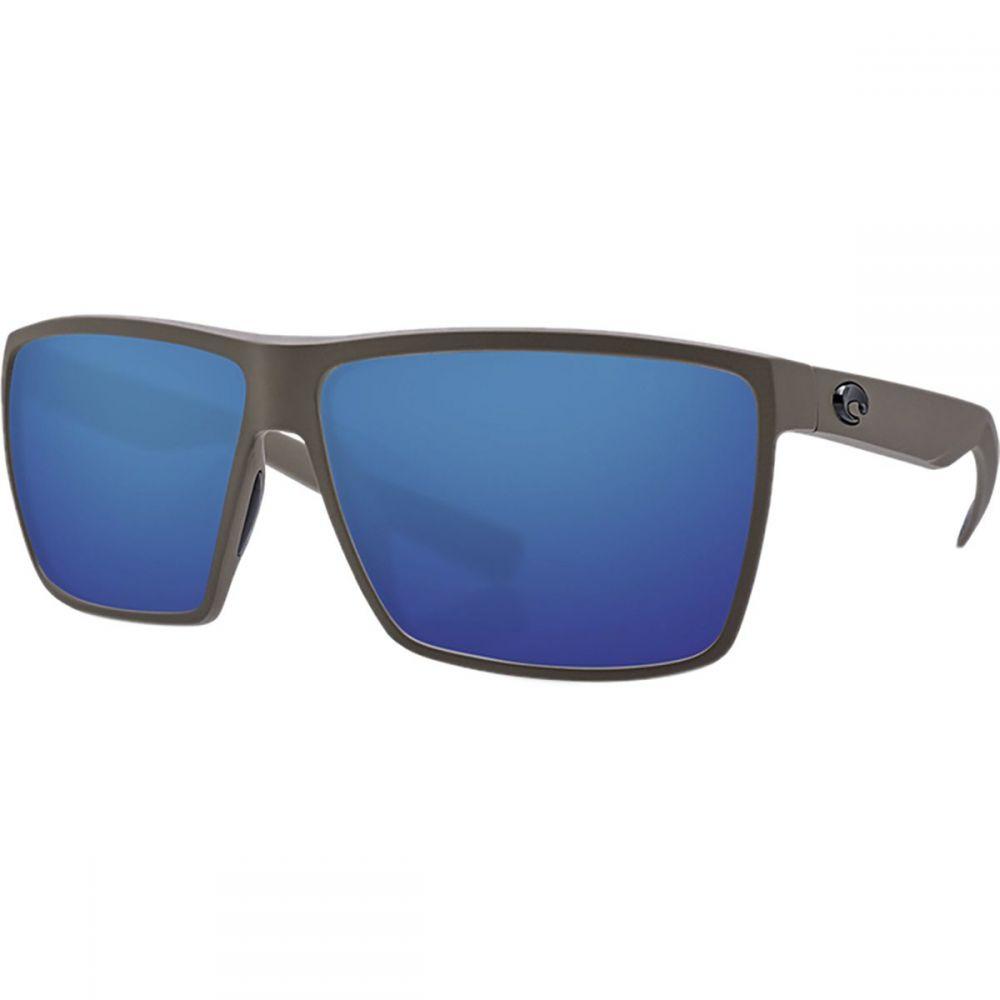 コスタ Costa レディース メガネ・サングラス【Rincon 580P Polarized Sunglasses】Moss/Blue Mirror