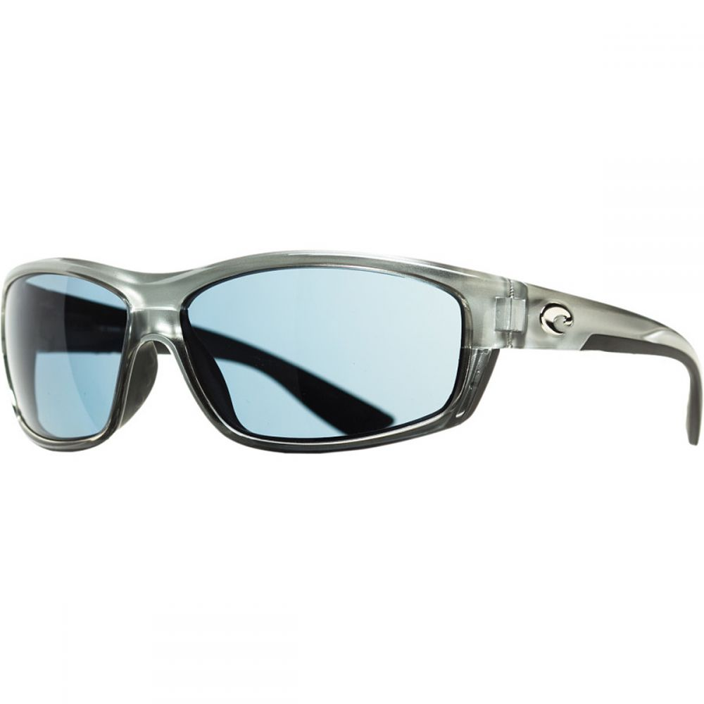 コスタ Costa レディース スポーツサングラス【Saltbreak Polarized 580P Sunglasses】Silver Gray