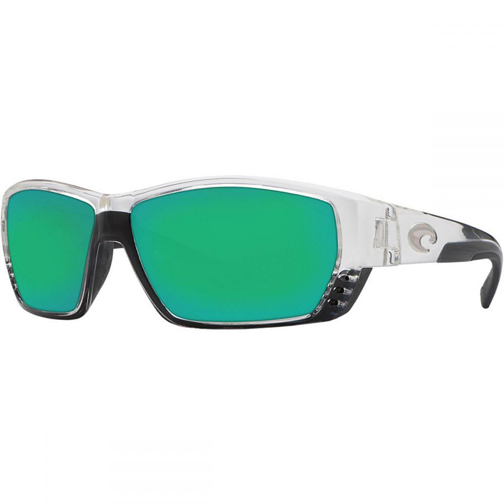 コスタ Costa メンズ メガネ・サングラス【Tuna Alley 580G Polarized Sunglassess】Crystal Green Mirror