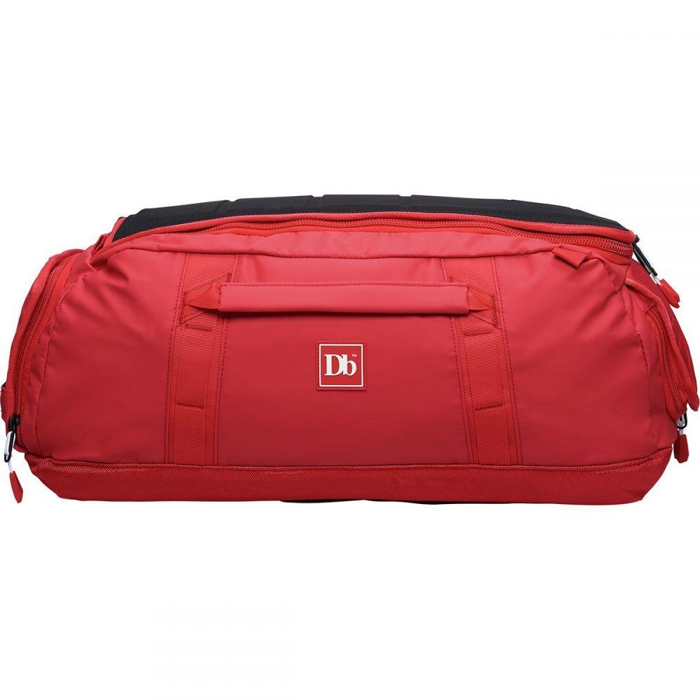 ディービー Db レディース バッグ ボストンバッグ・ダッフルバッグ【The Carryall 40L Duffel】Scarlet Red
