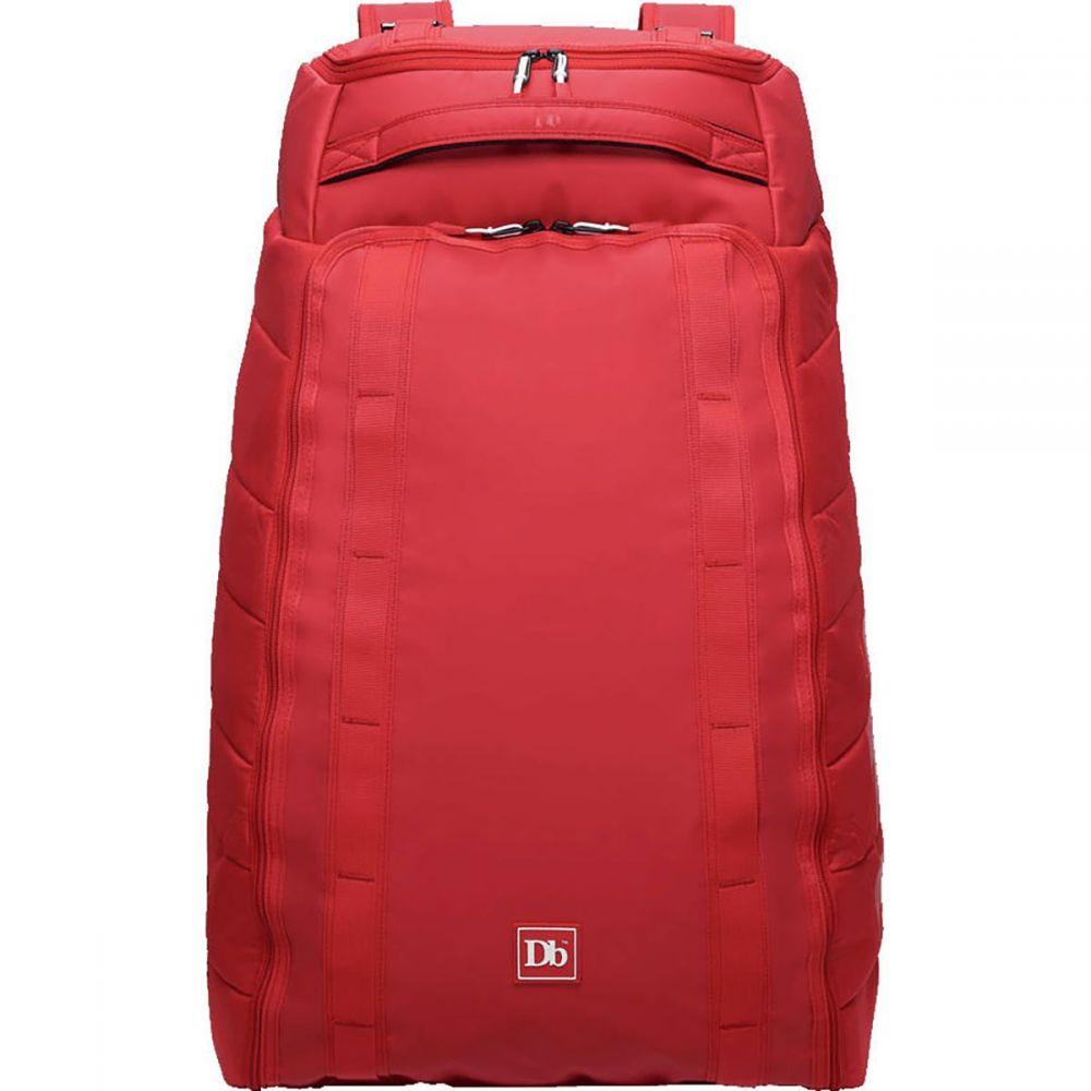 ディービー Db レディース バッグ ボストンバッグ・ダッフルバッグ【Hugger 60L Bag】Scarlet Red