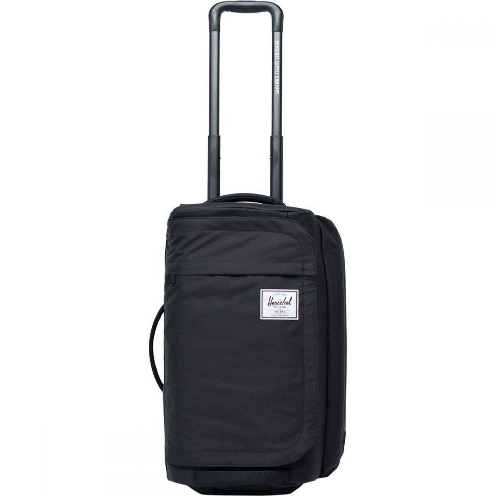 ハーシェル サプライ Herschel Supply レディース バッグ ボストンバッグ・ダッフルバッグ【Wheelie Outfitter 50L Duffel Bag】Black