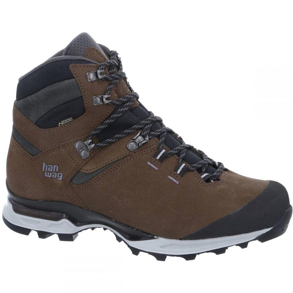 ハンワグ Hanwag メンズ ハイキング・登山 シューズ・靴【Tatra Light GTXs】Brown/Anthracite
