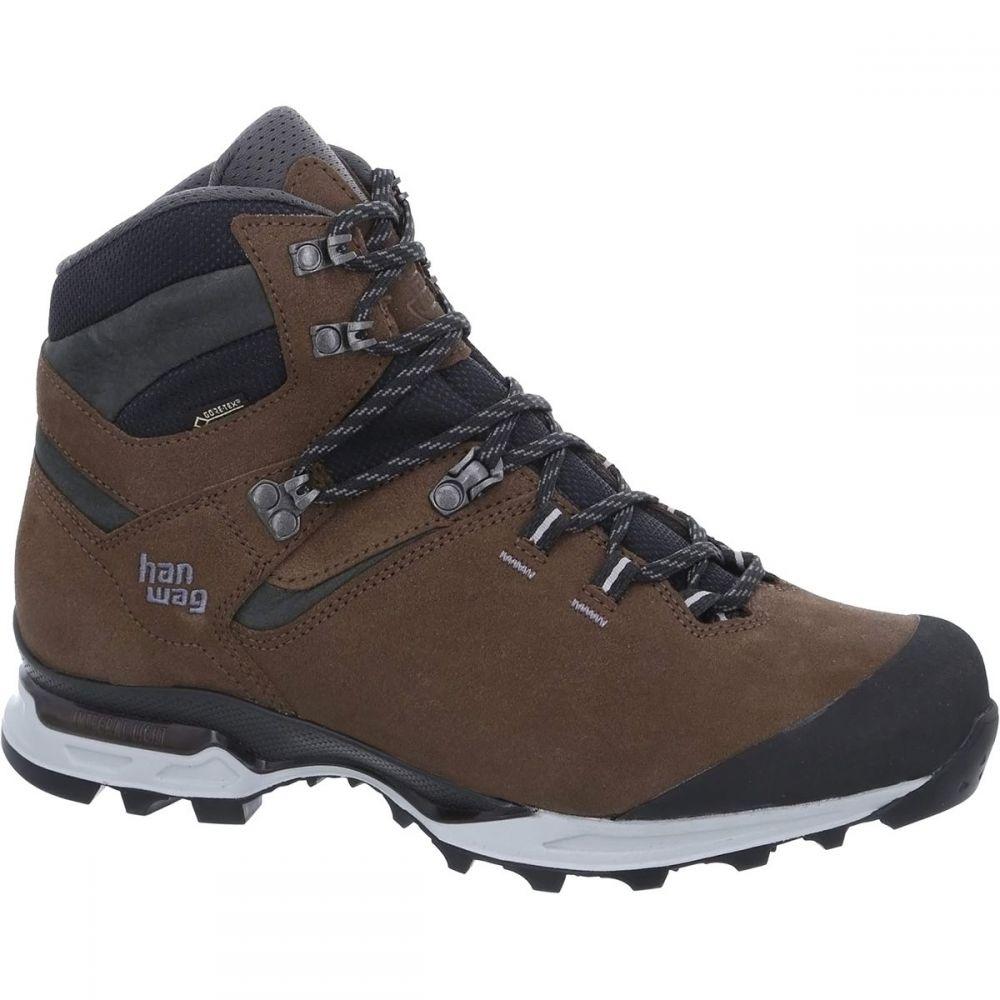 ハンワグ Hanwag メンズ ハイキング・登山 シューズ・靴【Tatra Light Bunion GTX Hiking Boots】Brown/Anthracite