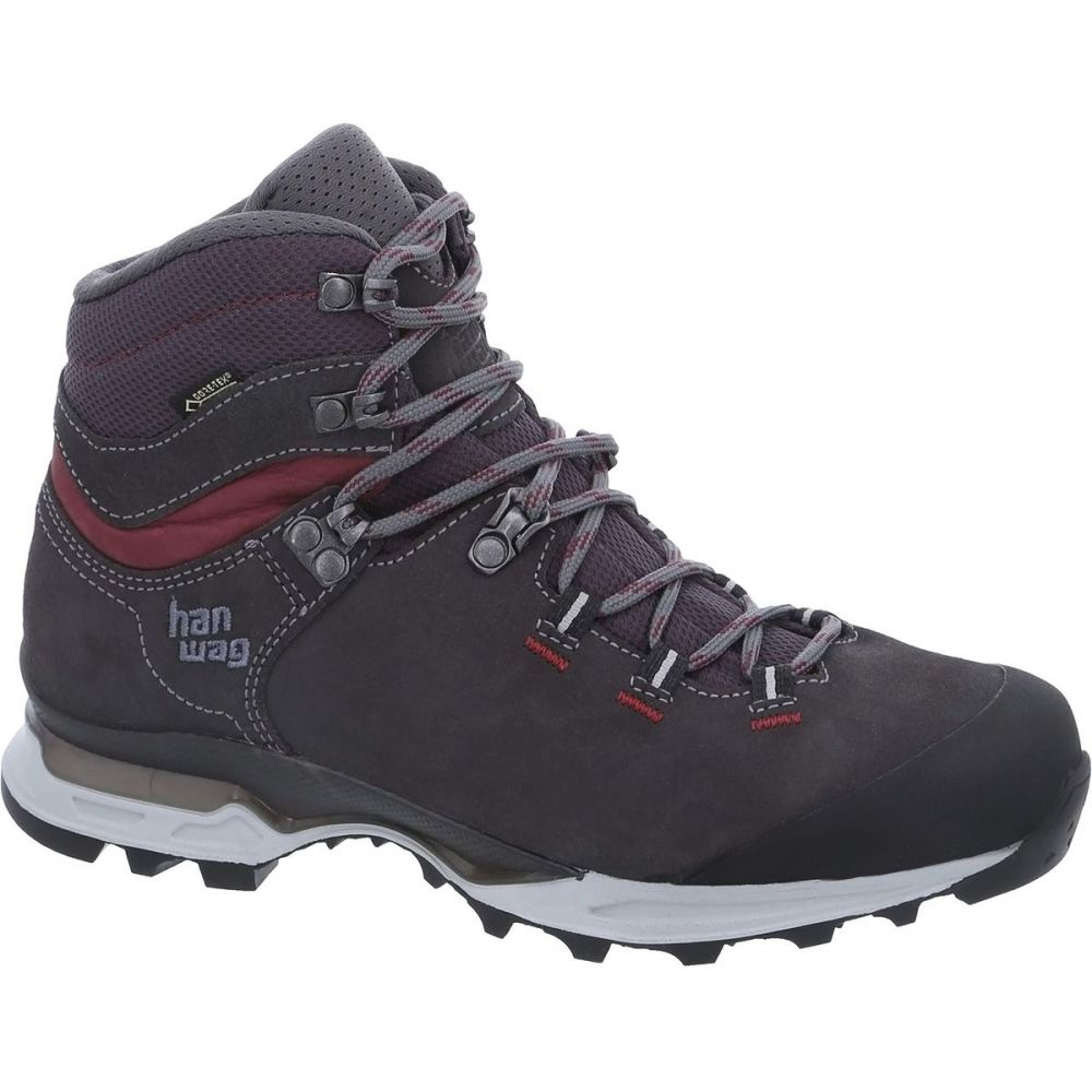 ハンワグ GTX Hanwag レディース ハイキング・登山 シューズ Hiking Garnet・靴【Tatra Light Bunion Lady GTX Hiking Boot】Asphalt/Dark Garnet, ケンタウロス:e1c7e3b0 --- officewill.xsrv.jp