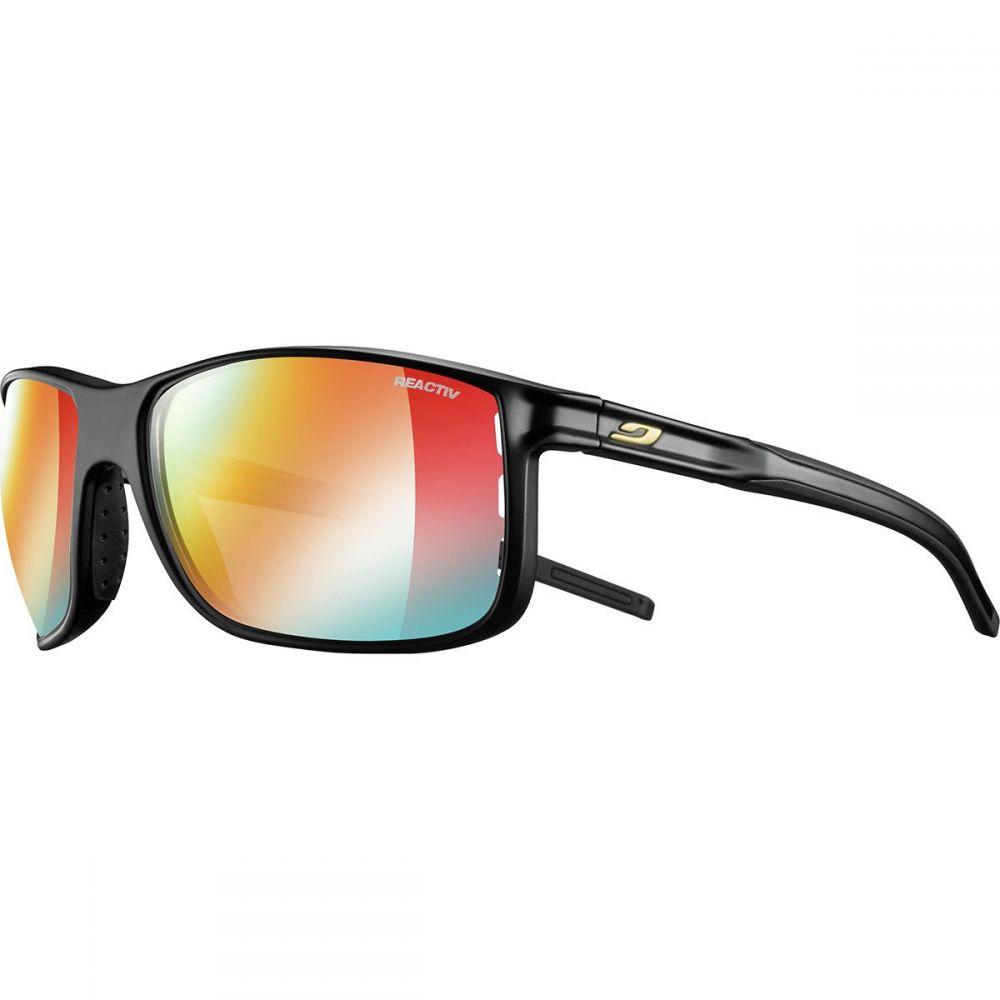 ジュルボ Julbo レディース スポーツサングラス【Arise Zebra Light Photochromic Sunglasses】Matte Black