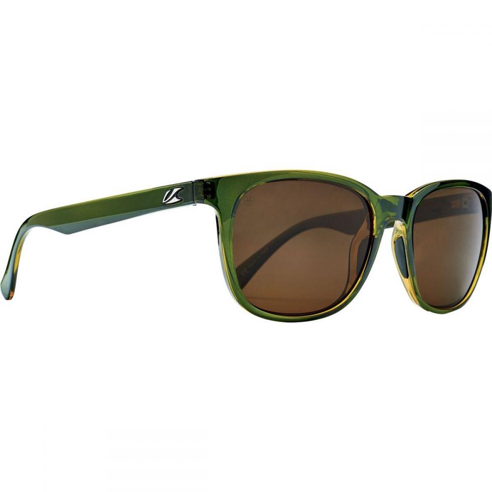 カエノン Kaenon メンズ メガネ・サングラス【Calafia Polarized Sunglasses】Sea Grass/Brown