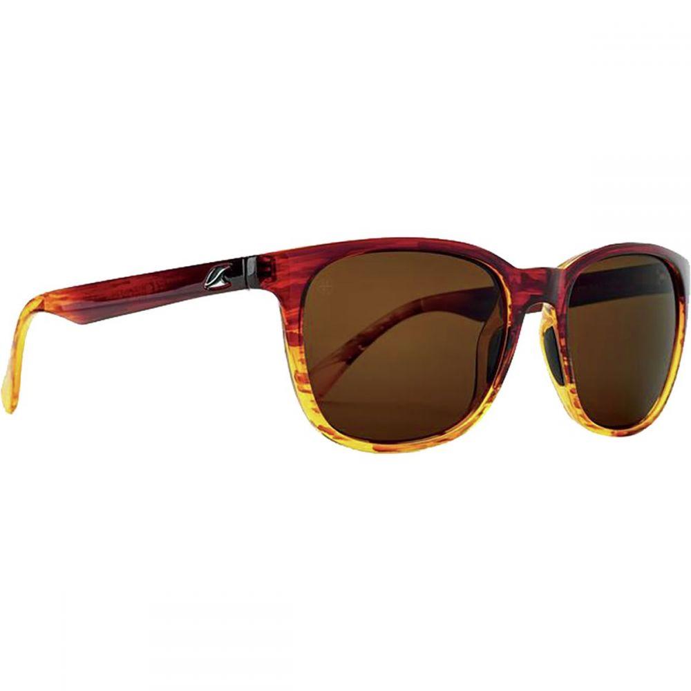 カエノン Kaenon メンズ メガネ・サングラス【Calafia Polarized Sunglasses】Sequoia/Brown