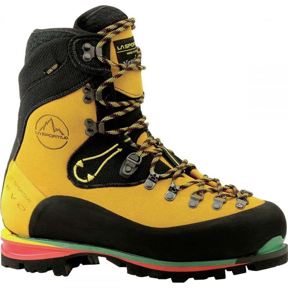 ラスポルティバ La Sportiva メンズ ハイキング・登山 シューズ・靴【Nepal EVO GTX Mountaineering Boots】Yellow