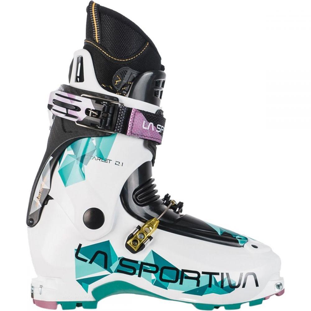 ラスポルティバ La Sportiva Boot】White/Emerald レディース スキー・スノーボード シューズ 2.1・靴 レディース【Starlet 2.1 Alpine Touring Boot】White/Emerald, ブリットハウス:4431d8f7 --- sunward.msk.ru