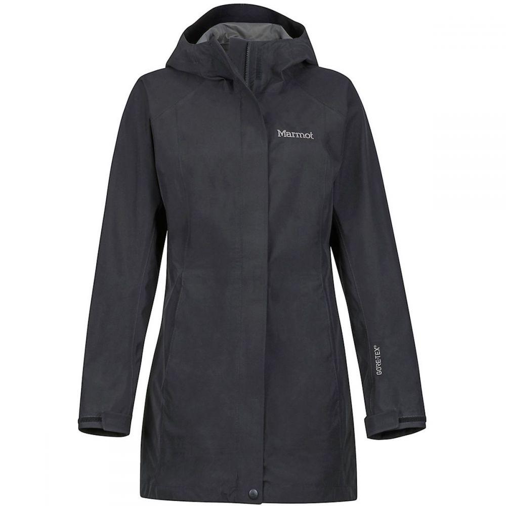 マーモット Marmot レディース アウター レインコート【Essential Jacket】Black