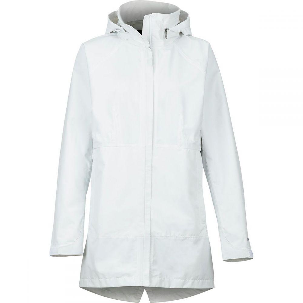 マーモット Marmot レディース アウター レインコート【Celeste Jacket】White