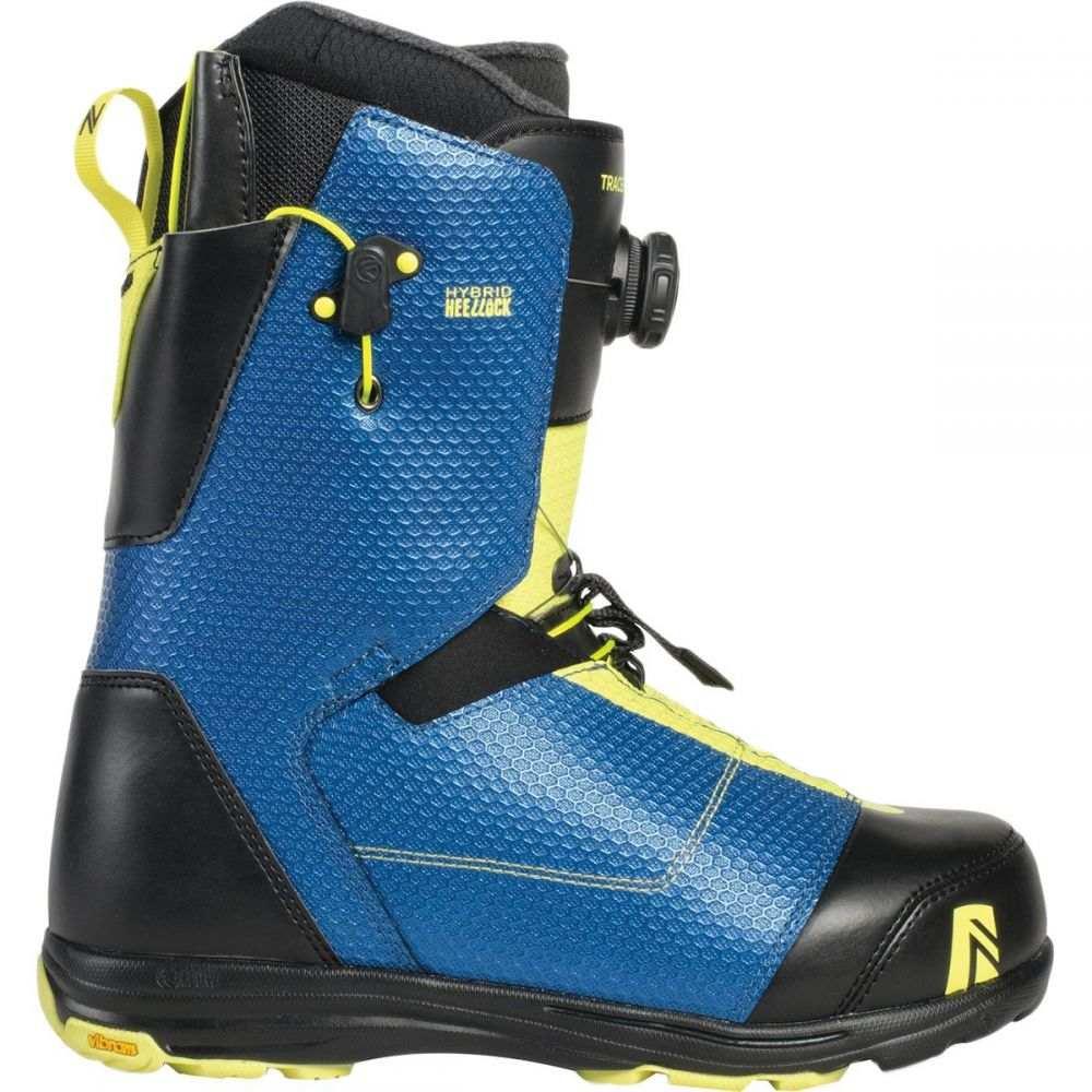 ニデッカー Nidecker メンズ スキー・スノーボード シューズ・靴【x Flow Tracer Boa Heel - Lock Coiler Snowboard Boots】Neon