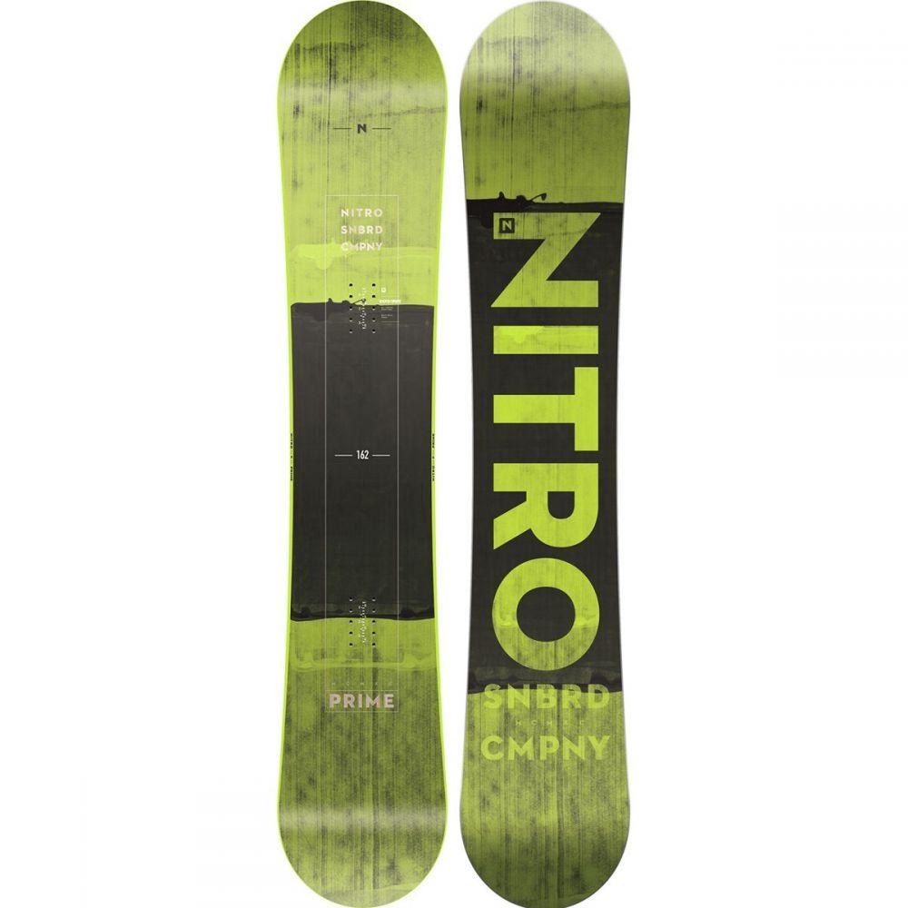 ニトロ Nitro メンズ スキー・スノーボード ボード・板【Prime Toxic Snowboards】One Color