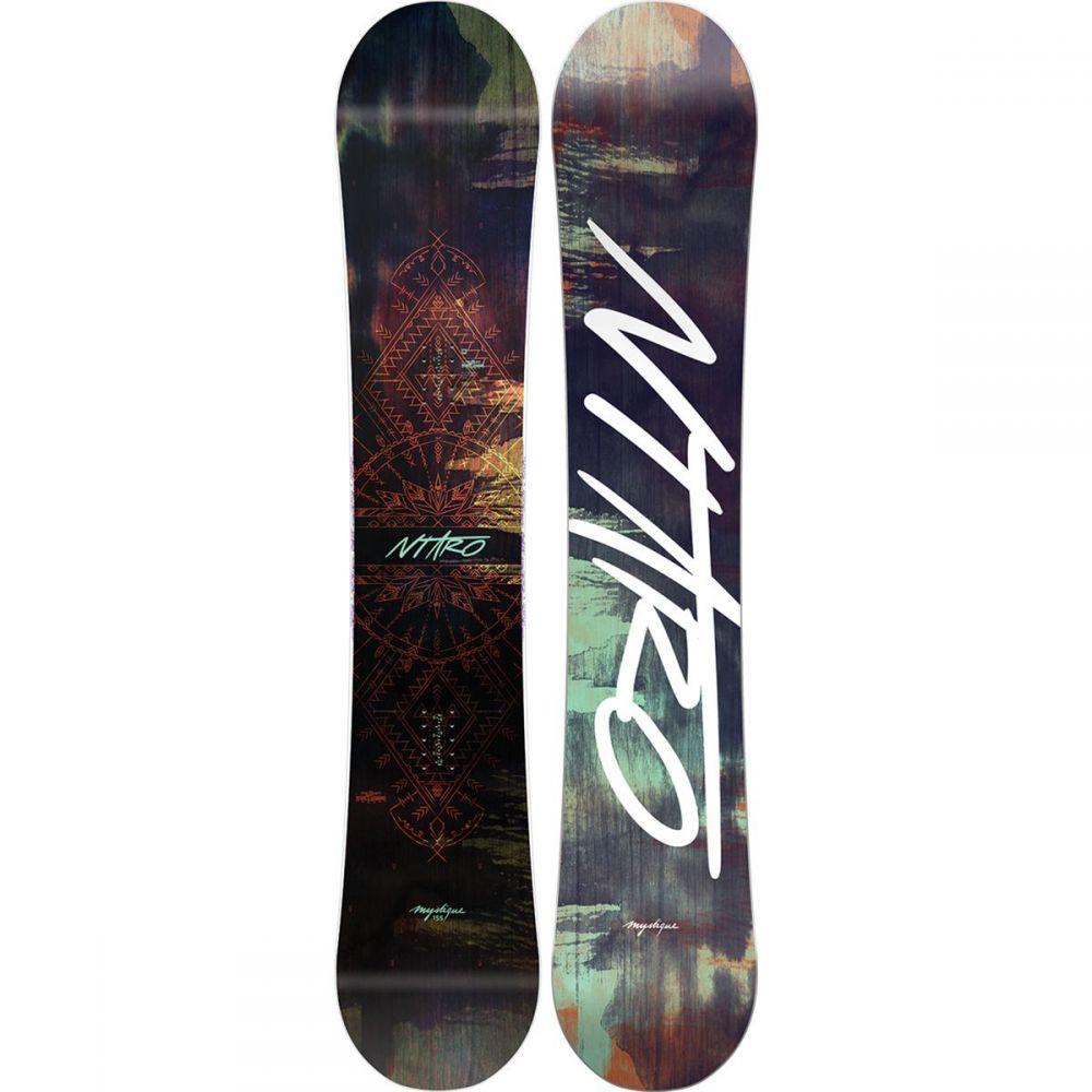 ニトロ Nitro レディース スキー・スノーボード ボード・板【Mystique Snowboard】One Color