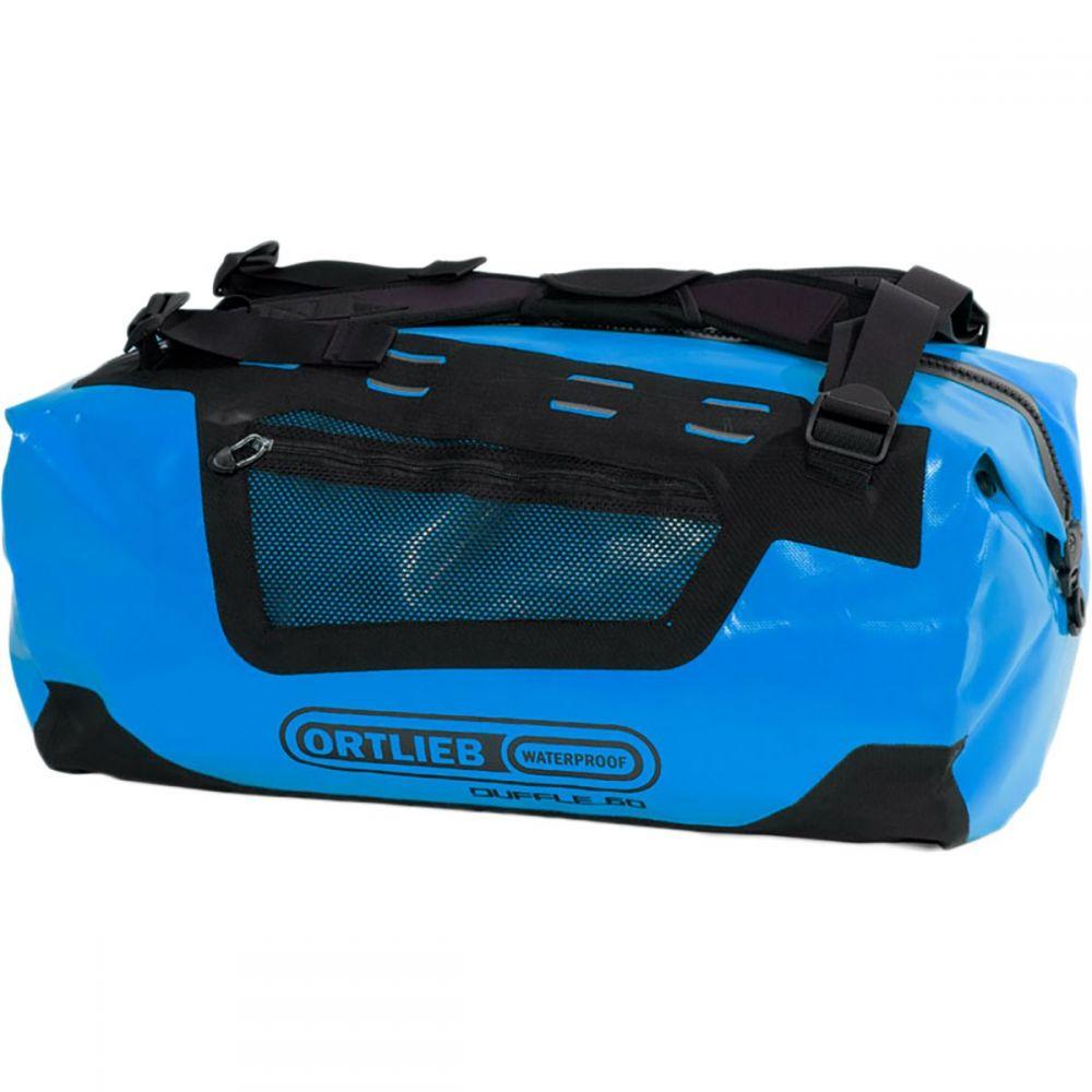 オートリービー Ortlieb レディース バッグ ボストンバッグ・ダッフルバッグ【60L Duffel】Ocean Blue/Black