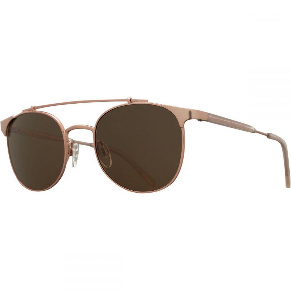 ラエンオプティックス RAEN optics メンズ メガネ・サングラス【Raleigh Sunglasses】Rose Gold/Gold/Brown/Silver Mirror