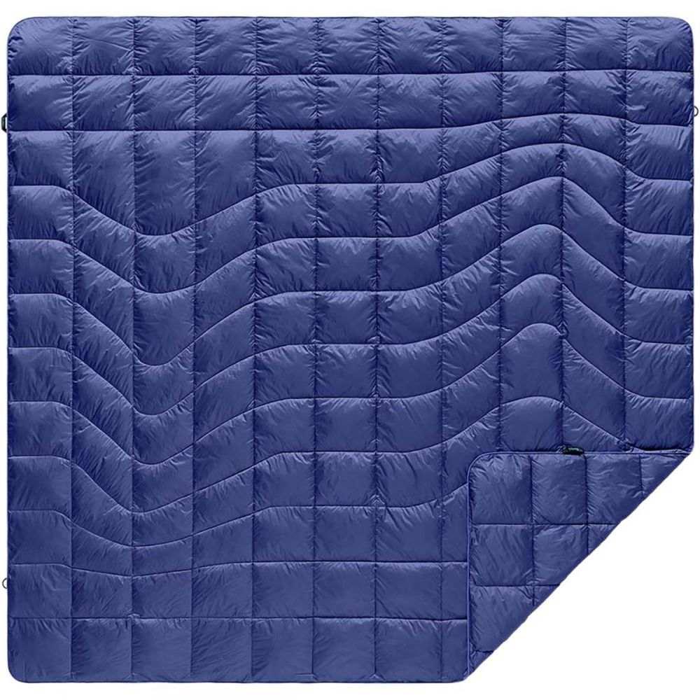 ルンプル Rumpl レディース 雑貨【The Down Puffy 2 - Person Solid Blanket】Wave Blue/Dusk Blue