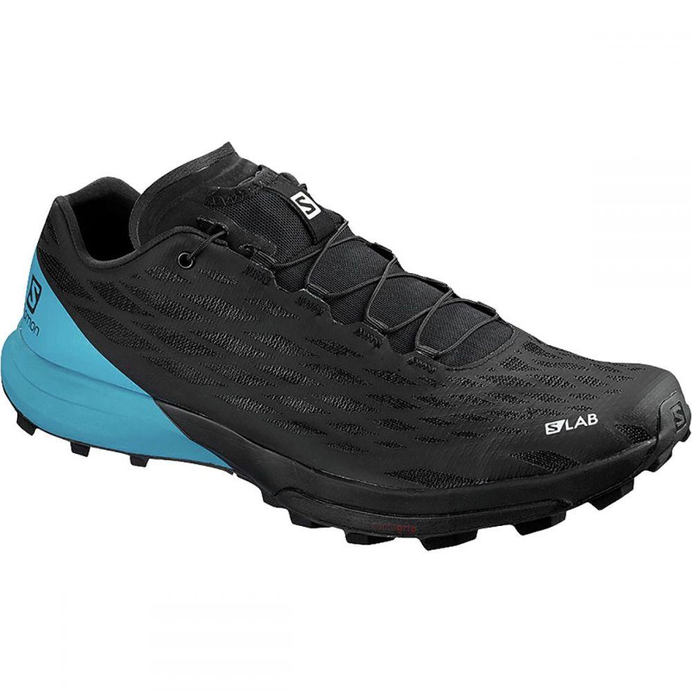 サロモン Salomon メンズ ランニング・ウォーキング シューズ・靴【S - Lab XA Amphib 2 Trail Running Shoes】Black/Black/Transcend Blue