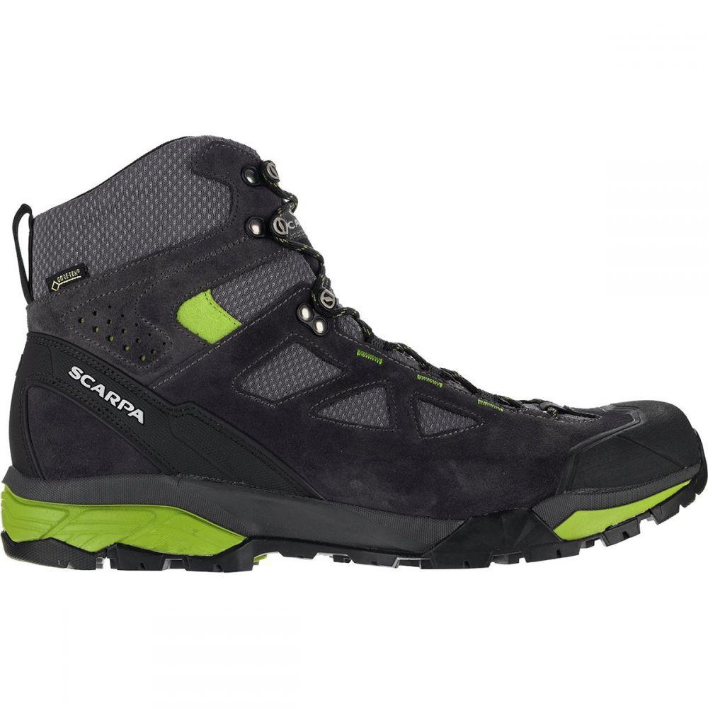 スカルパ Scarpa メンズ ハイキング・登山 シューズ・靴【ZG Lite GTX Hiking Boots】Dark Grey/Spring