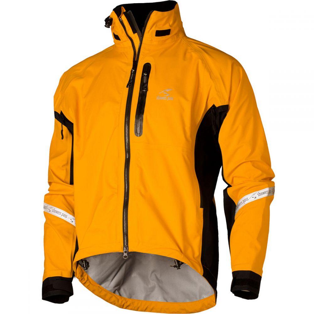 シャワーズ パス Showers Pass メンズ 自転車 アウター【Elite 2.1 Jacket s】Gold