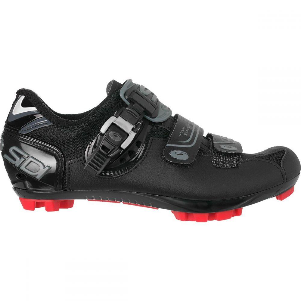シディー Sidi レディース 自転車 シューズ・靴【Genius Fit Cycling Shoe】Shadow Black