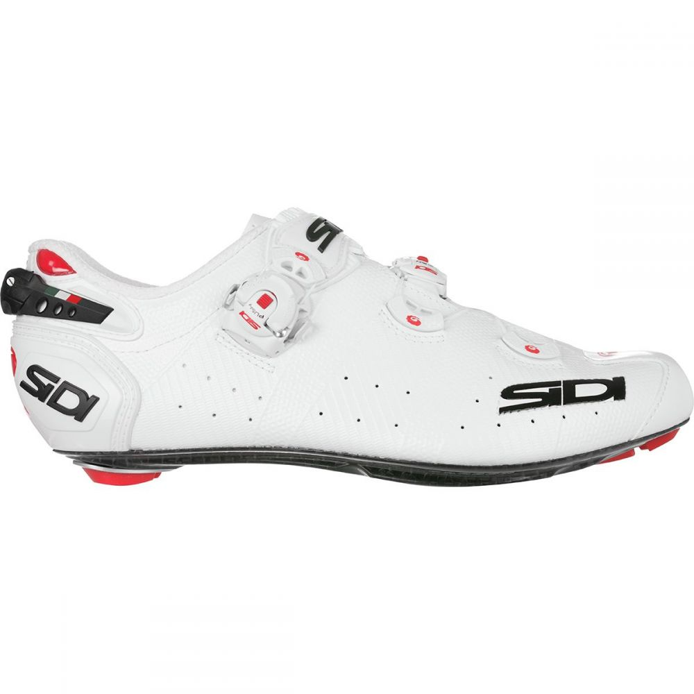 シディー Sidi レディース 自転車 シューズ・靴【Wire 2 Air Vent Carbon Cycling Shoe】White