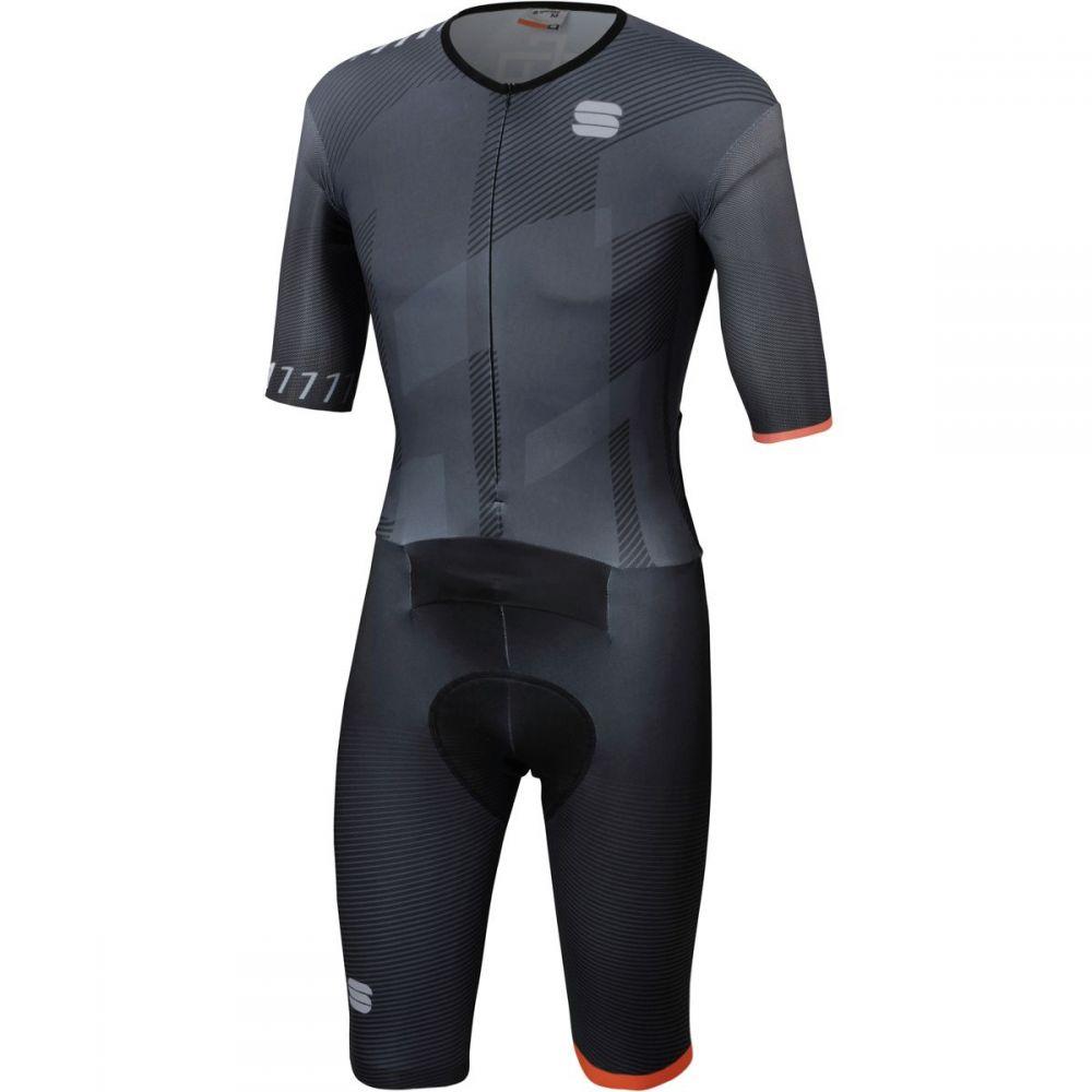 スポーツフル Sportful メンズ トライアスロン トップス【Bodyfit Pro Bomber 111 Suits】Black