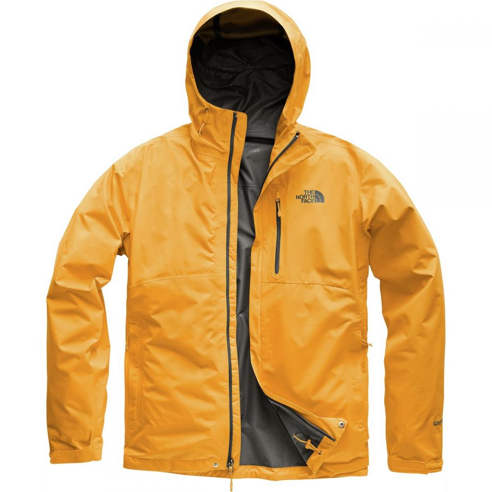 ザ ノースフェイス The North Face メンズ アウター レインコート【Dryzzle Hooded Jackets】Zinnia Orange