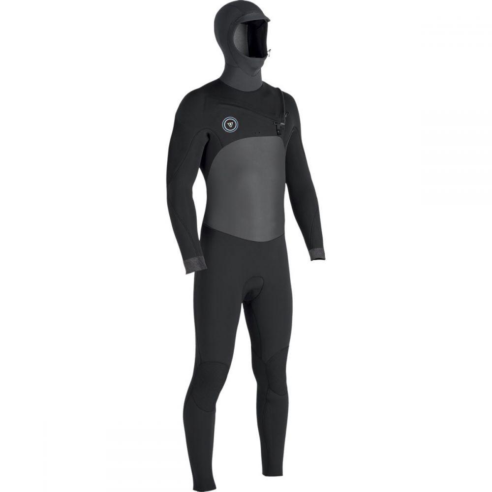 ヴィスラ Vissla メンズ 水着・ビーチウェア ウェットスーツ【7 Seas Hooded 5/4/3 Long-Sleeve Wetsuits】Phantom