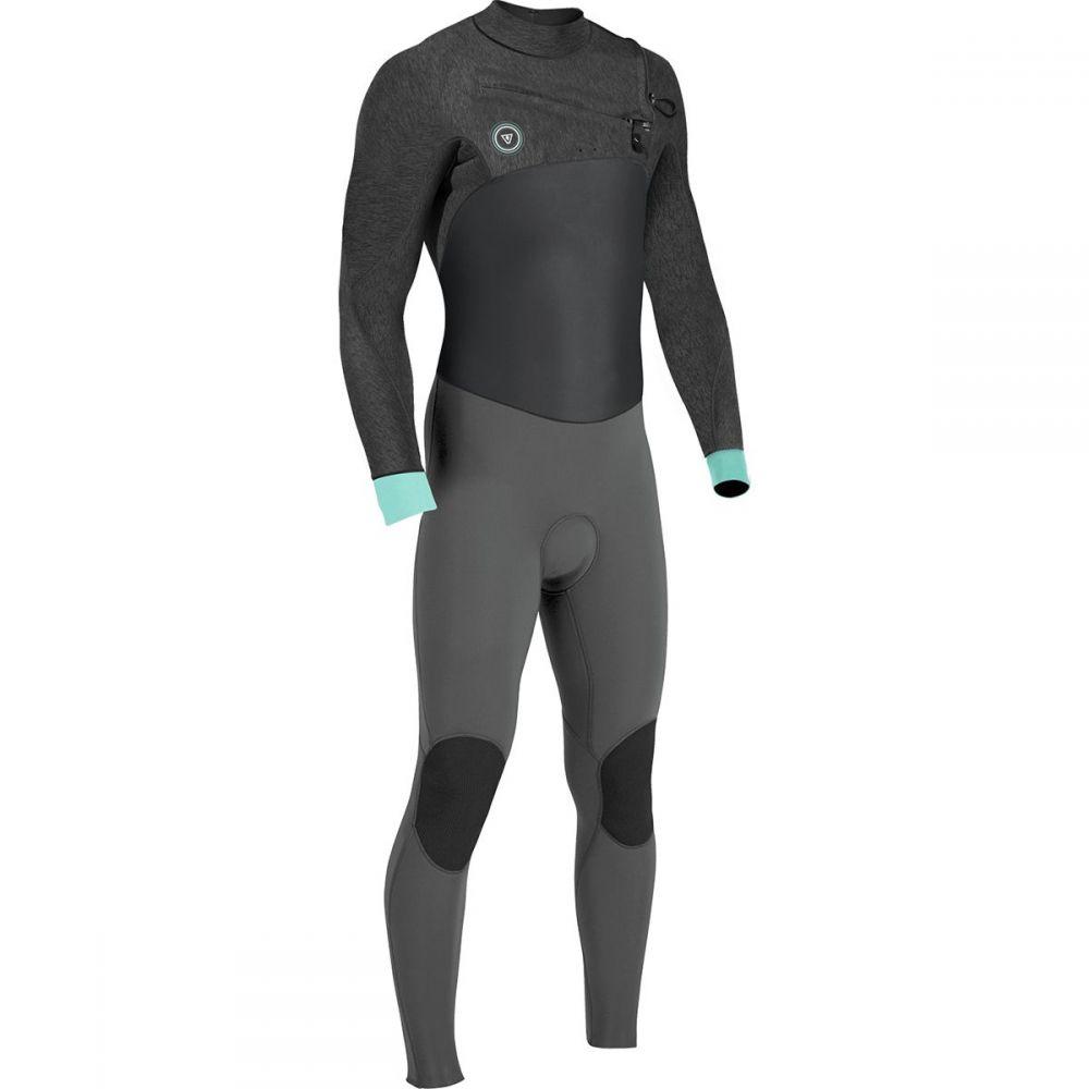 ヴィスラ Vissla メンズ 水着・ビーチウェア ウェットスーツ【The 7 Seas 50/50 3/2 Long-Sleeve Wetsuits】Black Heather