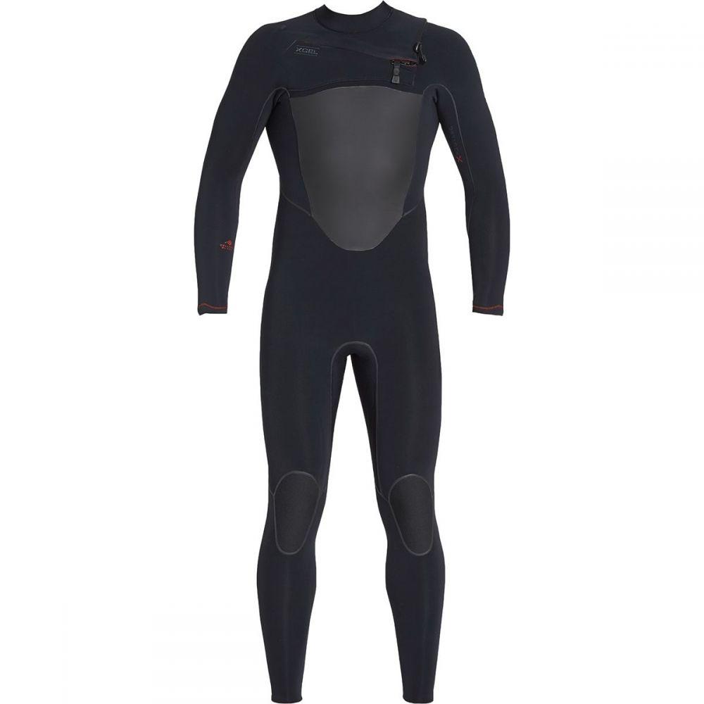 エクセル XCEL メンズ 水着・ビーチウェア ウェットスーツ【Drylock X 3/2mm Wetsuits】Black
