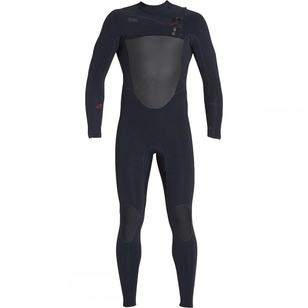 エクセル XCEL メンズ 水着・ビーチウェア ウェットスーツ【Drylock 3/2mm Wetsuits】Black