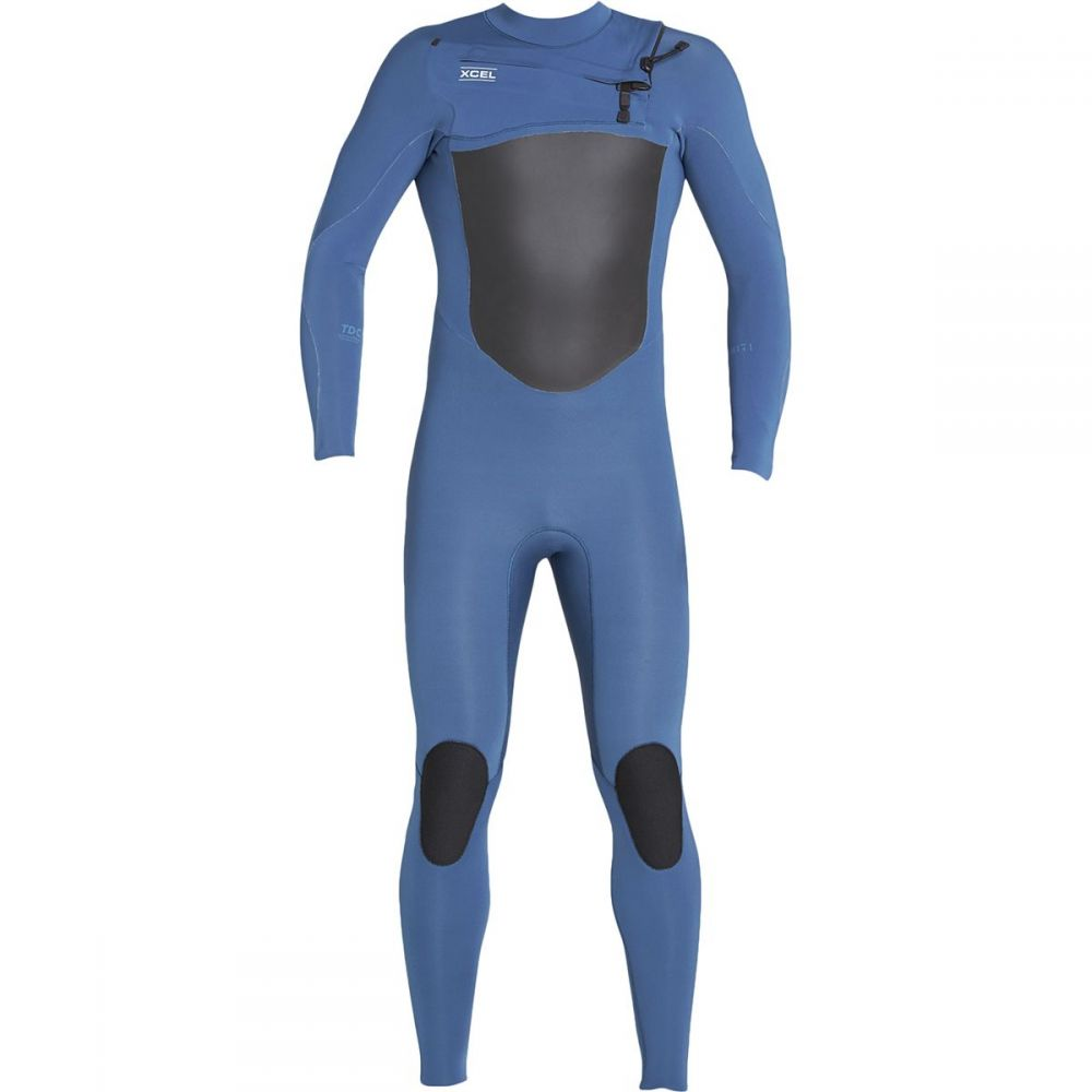 エクセル XCEL メンズ 水着・ビーチウェア ウェットスーツ【Infiniti 3/2mm Wetsuits】Cascade Blue